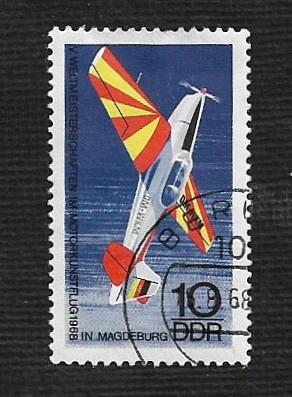 Germany DDR Used Scott #1030 Catalog Value $.25