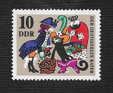 German DDR MNH Scott #1064 Catalog Value $.25