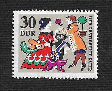 German DDR MNH Scott #1068 Catalog Value $.25