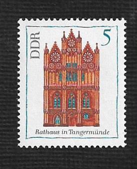 German DDR MNH Scott #1071 Catalog Value $.25