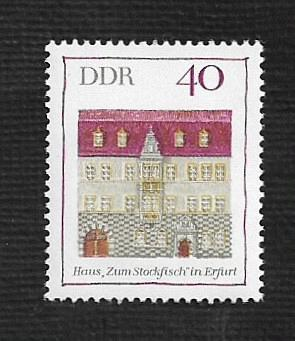 German DDR MNH Scott #1076 Catalog Value $.25