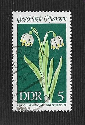 Germany DDR Used Scott #1093 Catalog Value $.25