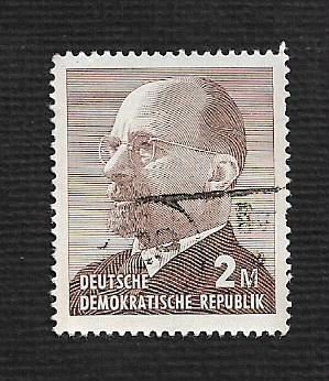 Germany DDR Used Scott #1114 Catalog Value $1.10