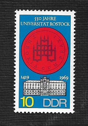 German DDR MNH Scott #1150 Catalog Value $.25