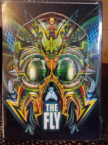 THE FLY DVD BRAND NEW