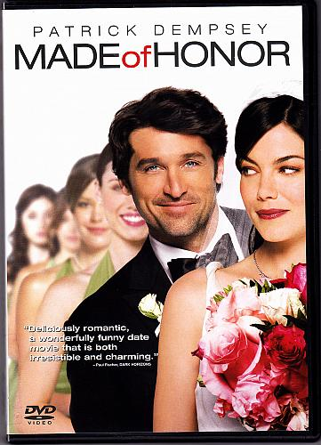 Made of Honor DVD 2008 - Very Good