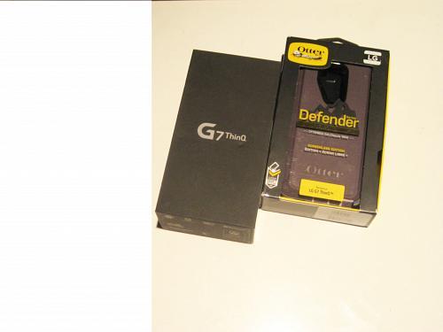 Superb 9.5/10 64gb Sprint LG G7 Bundle!!!