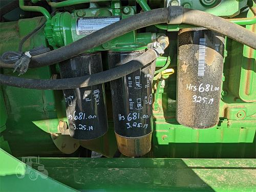 2013 John Deere 7580 Harvester