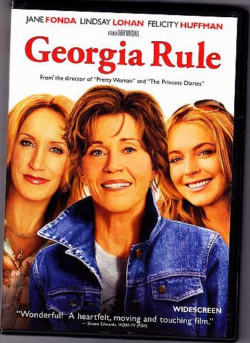 Georgia Rule Widescreen 2007 - Like New