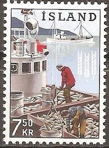 [IC0355] Iceland: Sc. No. 355 (1963) MNH