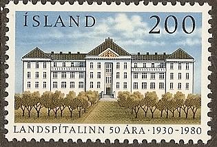 [IC0538] Iceland: Sc. No. 538 (1980) MNH Single