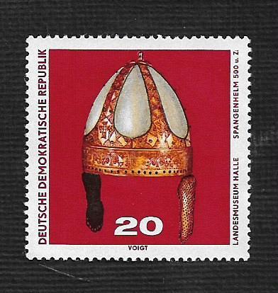 German DDR MNH Scott #1185 Catalog Value $.25