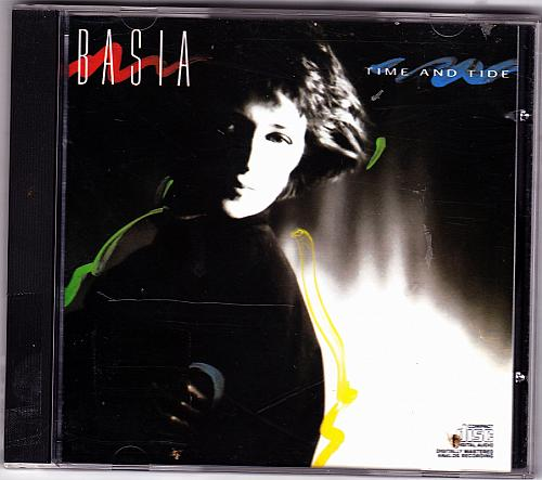 Time and Tide by Basia CD 1987 - Very Good