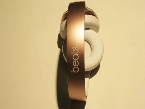 Excellent 9.5/10 Beats Solo 3 Bluetooth Headphones (Rose Gold)