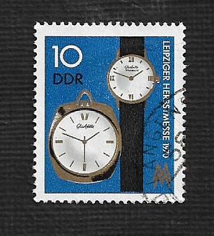 Germany DDR Used Scott #1229 Catalog Value $.25