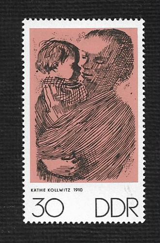German DDR MNH Scott #1237 Catalog Value $.25