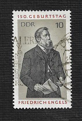 Germany DDR Used Scott #1248 Catalog Value $.25