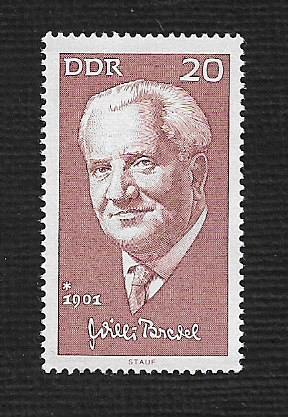German DDR MNH Scott #1273 Catalog Value $.25