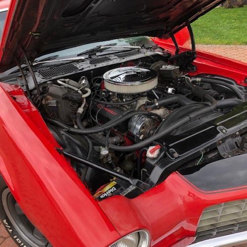 1972 Chevrolet Camaro Coupe