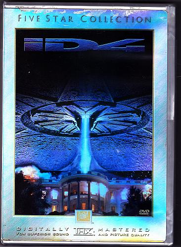Independence Day (5 Star Collection) DVD 2-Disc Set 1996 - Very Good