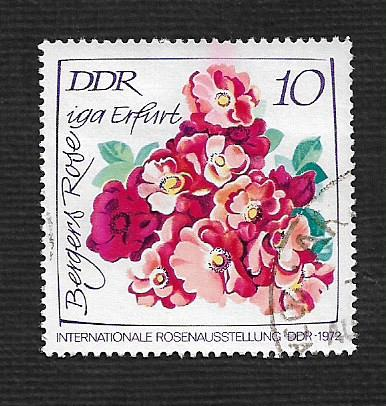 Germany DDR Used Scott #1379 Catalog Value $.25
