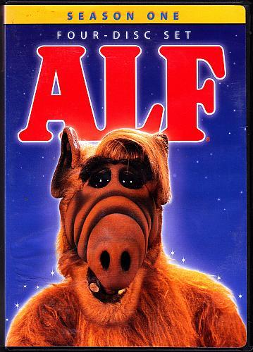 Alf - The Complete Season 1 DVD 2004 - Very Good