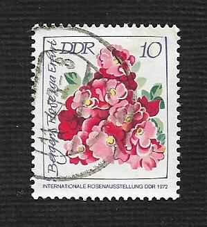 Germany DDR Used Scott #1383A Catalog Value $.25