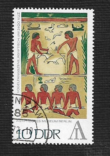 Germany DDR Used Scott #1397 Catalog Value $.25