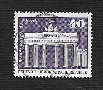 Germany DDR Used Scott #1437 Catalog Value $.25