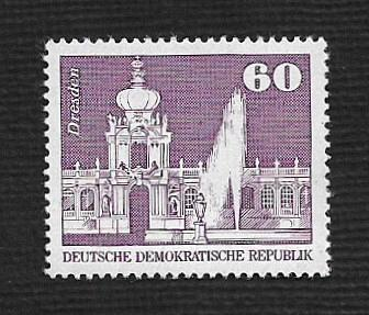 German DDR MNH Scott #1439 Catalog Value $.55