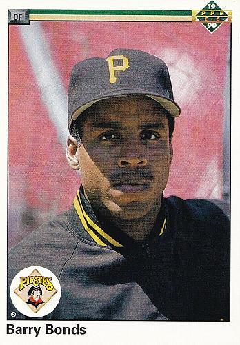 1990 Upper Deck - Barry Bonds #227 - Pittsburgh Pirates