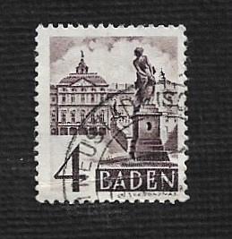 German Used Scott #5N29 Catalog Value $.45