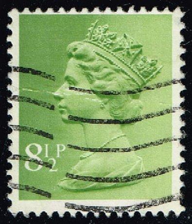 Great Britain #MH65 Machin Head; Used (0.25) (1Stars) |GBRMH065-04XVA