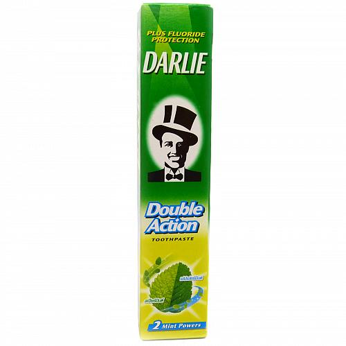 Darlie Double Action Toothpaste Two Mint Powers Travel Size 35 grams