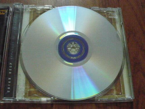 "URIAH HEEP, VERY ""EAVY VERY ""UMBLE BY SANCTUARY MIDLINE 2004 UK USED LIKE NEW"