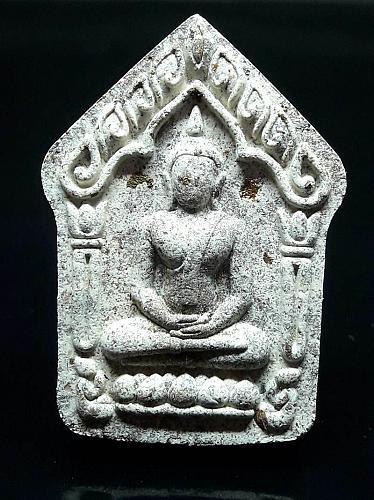 Thai Buddha Amulet Lp Tim Phra Khun Paen Style No.336 Love Charm Luck Thailand