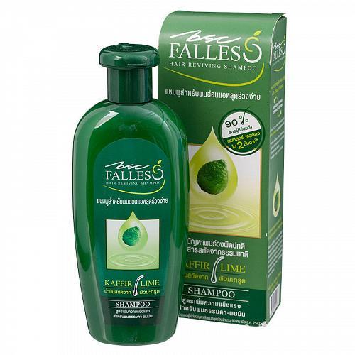 BSC Falles Hair Reviving Shampoo for Normal to Oily Hair Kaffir Lime 300ml