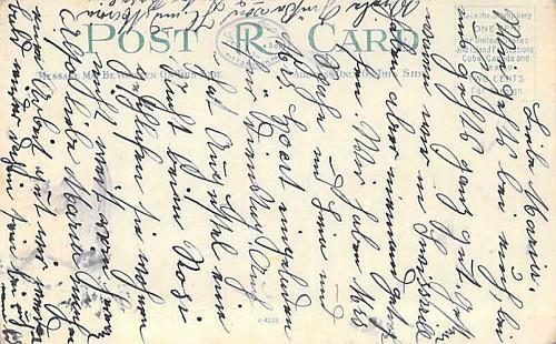 Allegheny General Hospital, N.S., Pittsburgh, PA Vintage Postcard