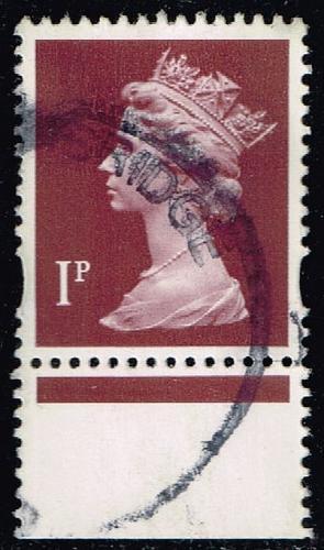 Great Britain #MH199 Machin Head; Used (0.25) (3Stars) |GBRMH199-03XVA