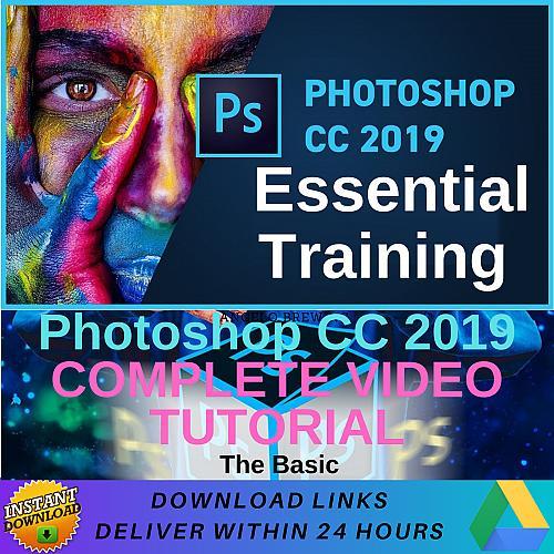 ✔Photoshop CC 2019 ✔COMPLETE VIDEO TUTORIAL✔ - ✔Photoshop CC 2019 Essential