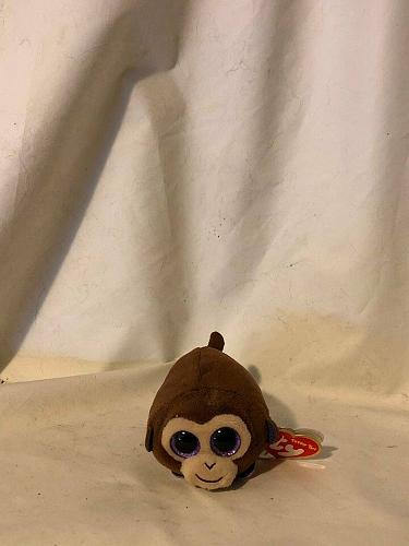 Beanie Baby Boos Teeny Monkey TY 2014