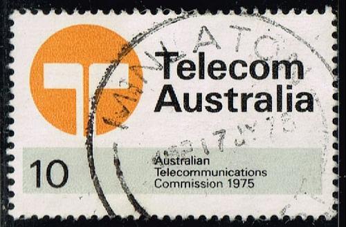 Australia #617 Telecom Australia; Used (0.45) (3Stars) |AUS0617-02XBC