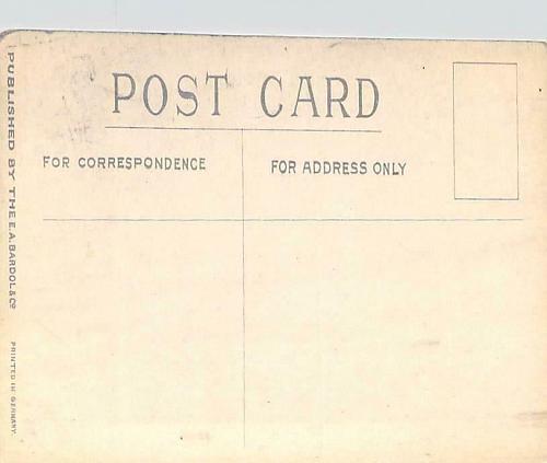Railroad Bridge, Norwich, Conn. Vintage Postcard