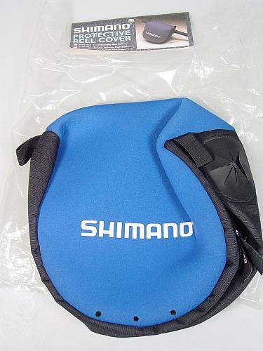Shimano Neoprene Spinning Reel Cover SHM-RS5 gift for him fisherman gift for her