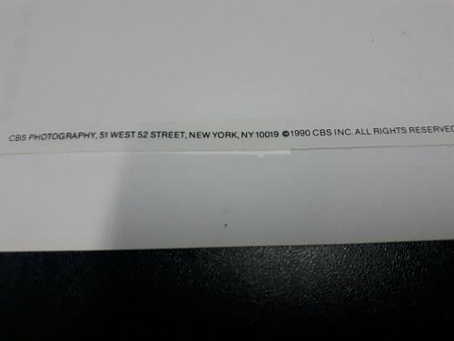 **RARE CBS STUDIOS, This is America, Charlie Brown Press release photo 5/24/90