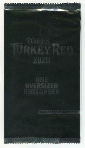 2020 TOPPS 2020 TURKEY RED UNOPENED LOT OF 7