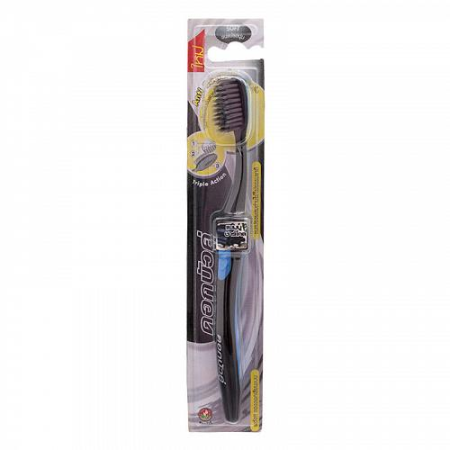Twin Lotus SOFT Bamboo Charcoal Toothbrush