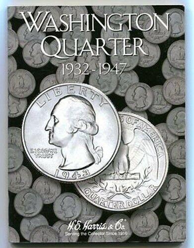 1932-1964-D SILVER WASHINGTON SET COMPLETE MINUS 1932-S NICE ORIGINAL SET