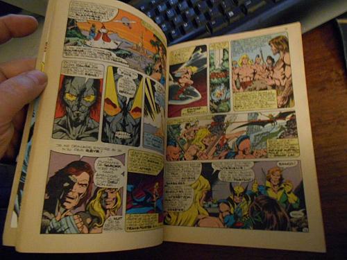 Special Strange #20 X-men Spider-man French Comic 90 Pgs 1978/1980 Marvel Comics