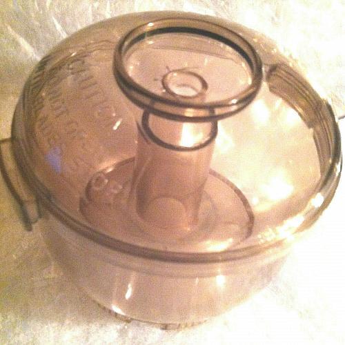 Sunbeam Oskar Jr Plus Mini Food Processor 14131 Replacement Part:Bowl with Lid